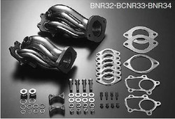HKS GT Extension Kit Turbo Outlet O2 Housing - Nissan Skyline GTR R32 R33 R34