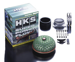 HKS Super Power Flow Reloaded Kit - 95-98 Nissan Skyline GT-R R33