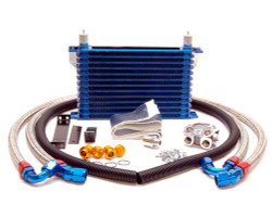 GReddy Oil Cooler Kit - 99-02 Nissan Skyline R34