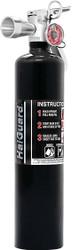 H3R Performance HalGuard Clean Agent Car Fire Extinguisher 2.5 lb - BLACK