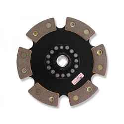 ACT 6 Pad Rigid Race Disc - 01-06 BMW M3 E46