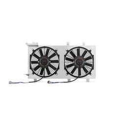 Mishimoto Plug-N-Play Aluminum Fan Shroud Kit - '08-15 Subaru WRX / STi