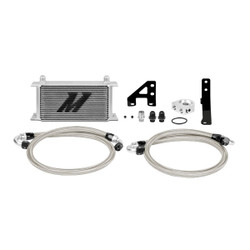 Mishimoto Non-Thermostatic Oil Cooler Kit - '15 Subaru WRX STi