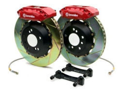 Brembo GT Front Slotted Big Brake Kit - 99-09 Honda S2000