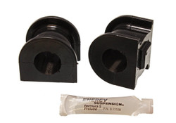 Energy Suspension Black Rear Sway Bar Bushing Set 28.6mm - 00-09 Honda S2000