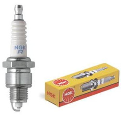 NGK V-Power Spark Plug Pack of 1 - 03-05 Mitsubishi Evolution 8