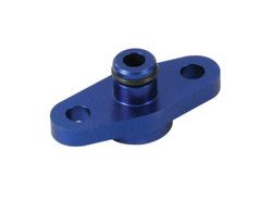 Turbosmart Fuel Rail Adapter- 08-11 Mitsubishi Evolution X