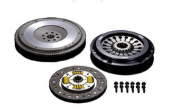 HKS LA Clutch Twin Plate - 08-14 Mitsubishi Evolution X 4B11