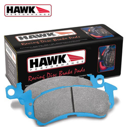 Hawk Performance Blue 9012 Racing Front Brake Pads - 86-95 Mazda RX-7