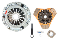Exedy Stage 2 HD Thick Cerametallic Racing Clutch Kit - 86-91 Mazda RX-7