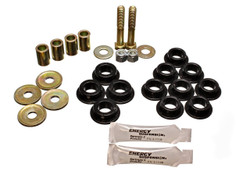 Energy Suspension Black Front End Link Kit - 86-88 Mazda RX-7