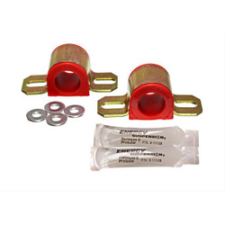 Energy Suspension Red 24mm Front Sway Bar Set - 86-91 Mazda RX-7