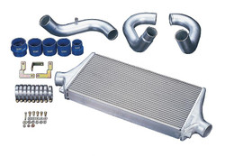 HKS Intercooler Kits V-Mount Core - 93-95 Mazda RX-7