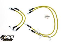 ISR Performance Brake Line Kit - 02-07 Nissan 350Z