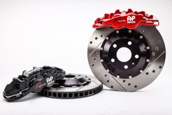 AP Racing Radi-CAL 4 Piston Big Brake Kit for Subaru WRX/STi 2002-2014 APR12000