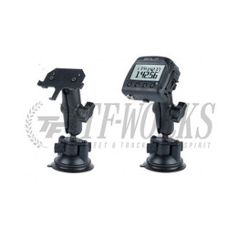 AiM Sports Solo / SoloDL On-Board Lap Timer Suction Mount Kit