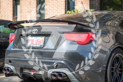 Silk Blaze FR-S/BRZ Rear Wing