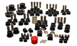Energy Suspension Black HyperFlex Master Kit - 90-97 Mazda Miata