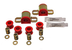 Energy Suspension Red Front Stabilizer Bar Bushing - 90-97 Mazda Miata