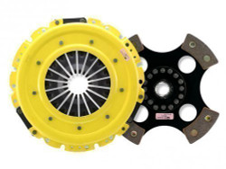 ACT 4 Puck Solid Xtreme Clutch Kit - 06-13 Mazda MX-5 Miata