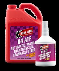 Red Line Dexron D4 ATF - Quart
