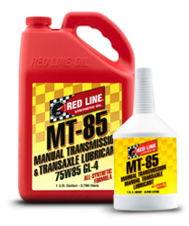 Red Line Manual Transmission Fluid MT-85 75W85