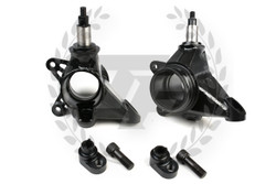 GKTech - V2 R-CHASSIS FRONT SUPER LOCK KNUCKLES (R32, R33, R34)