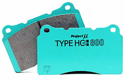 Project Mu HC+800 Brake Pads Nissan Skyline GTR R32 / R33 / R34 - Front Brembo
