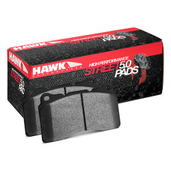 Hawk Performance Street 5.0 Front Brake Pads - 89-93 Nissan Skyline GT-R R32