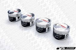 Wiseco Forged Pistons Nissan VQ37DE 96.0 Bore 9:1 Compression