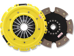 ACT Race Rigid 6 Pad Heavy Duty Clutch Kit - 94-11 Subaru Impreza WRX / STI