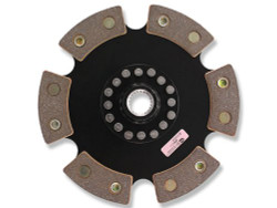 ACT 6-Pad Rigid Race Clutch Disc - 93-98 Toyota Supra