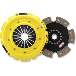 ACT Race Rigid 6 Pad Heavy Duty Clutch Kit - 93-98 Toyota Supra