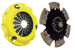 ACT Race Rigid 6 Pad Xtreme Clutch Kit - 93-98 Toyota Supra