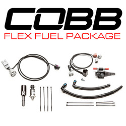 Cobb Tuning Subaru 08-16 STI / 08-14 WRX (MT ONLY) Flex Fuel Package