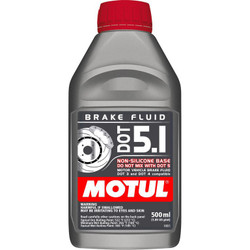 Motul Dot 5.1 Brake Fluid 1/2L