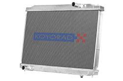 Koyo Aluminum Radiator - 09-11 Mazda RX-8 1.3L MT