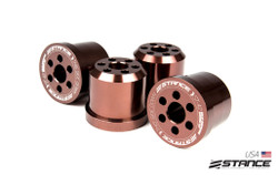 Stance Aluminum Subframe Bushing Set Nissan S13/S14/S15 - ST-42