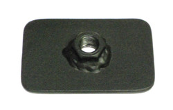 Planted Reinforcement Plate - Black