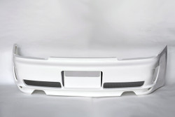 ASM I.S.Design Rear Aero Bumper 07