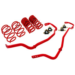 Eibach Sport-Plus Suspension Kit (Springs + Sway Bar) - 2015+ S550 Ford Mustang GT