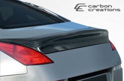 Carbon Creations 1 Piece I-Spec Wing Trunk Lid Spoiler -  03-08 Nissan 350Z