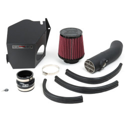 Grimmspeed Black Cold Air Intake System -  08-14 Subaru WRX/STI