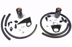 Radium Engineering Catch Can kit for PCV Line - 2008+ Mitsubishi EVO X