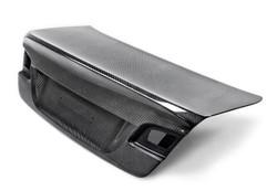 Seibon CSL-Style Carbon Fiber Trunk Lid - 07-13 BMW 3-Series E92 Coupe