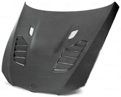 Seibon CT-Style Carbon Fiber Hood - 08-13 BMW M3-Series E92