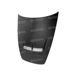 Seibon JS-Style Carbon Fiber Hood - 00-10 Honda S2000