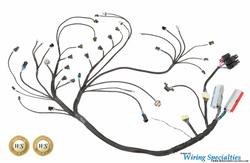 WIRING SPECIALTIES PRO HARNESS - RX-7 FD LS1