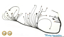 WIRING SPECIALTIES PRO HARNESS - RB25DET SKYLINE GTS R32 RHD