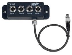 AiM - TC (Thermocouple) Hub for MXL, EVO3, EVO4